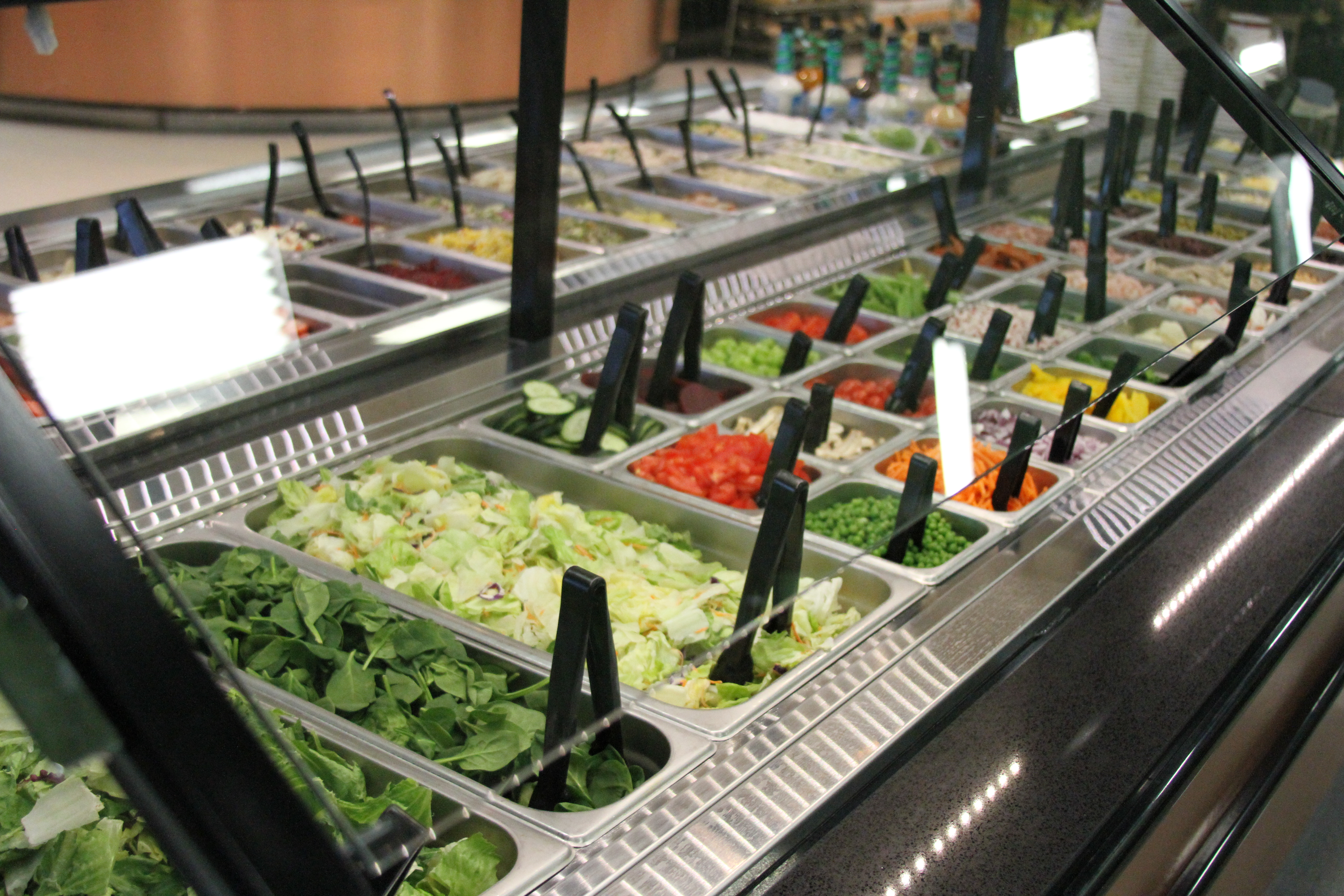 Salad Buffet Prices