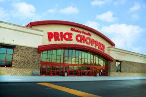 Rhodes Price Chopper storefront